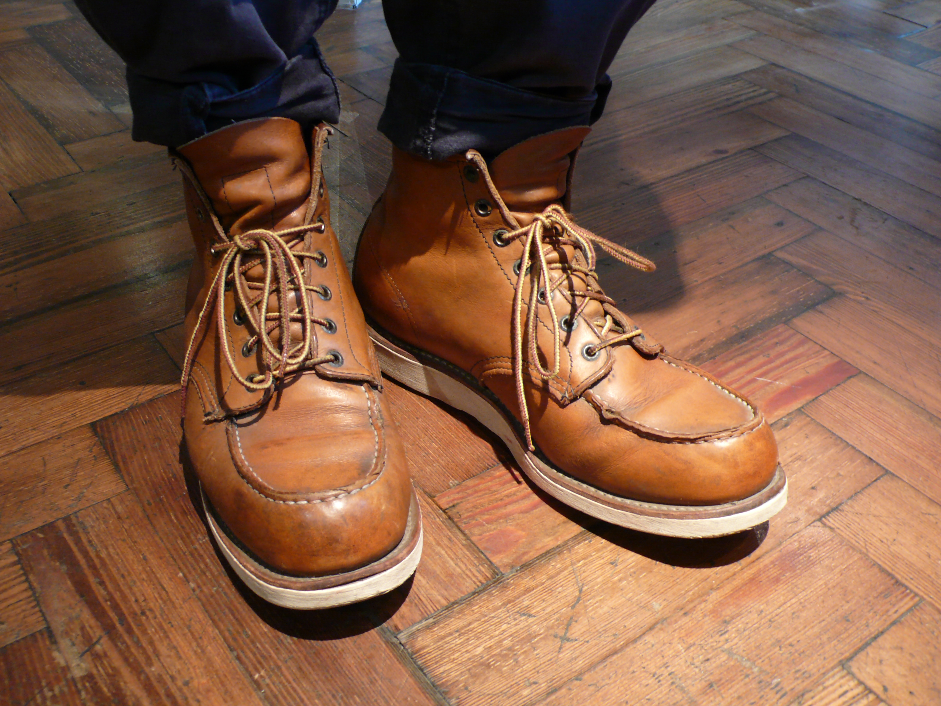 Red Wing Boots Gilded Birds