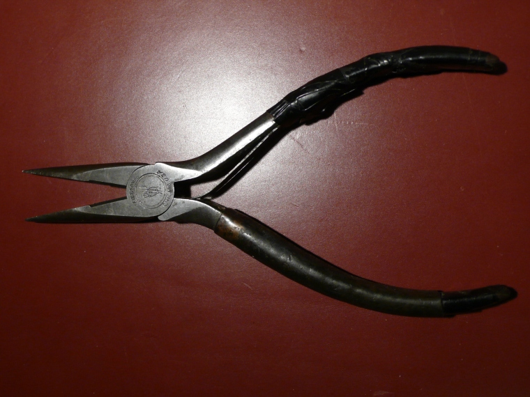 Ned Block's pliers