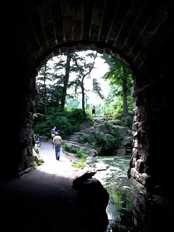 Joshua Cohen chose New York's Central Park