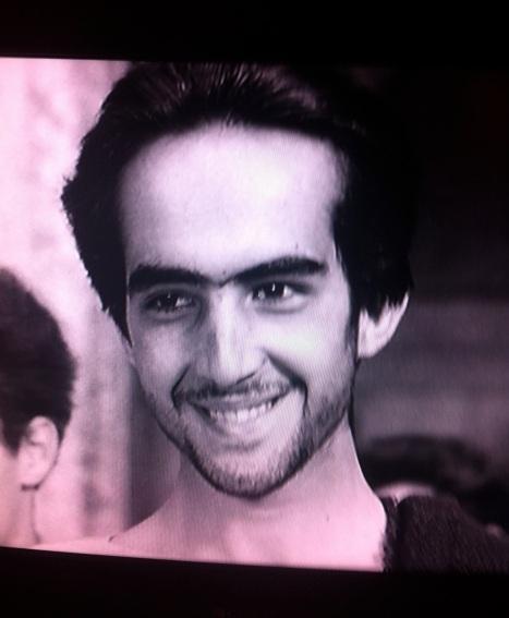 Patrick Barlow's picture of Pasolini's Jesus