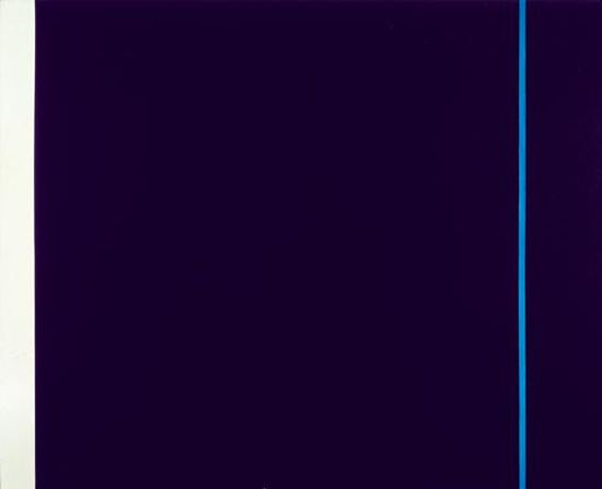 Sarah Hegenbart on Barnett Newman's Midnight Blue