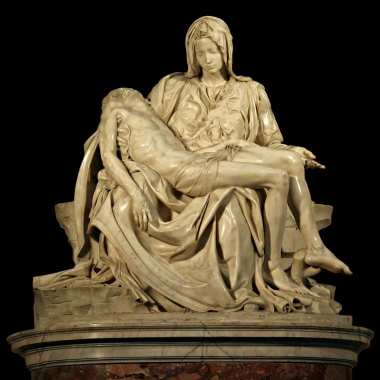Semir Zeki chose Michelangelo's Pieta