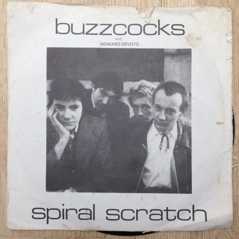 Simon Periton's Buzzcocks EP