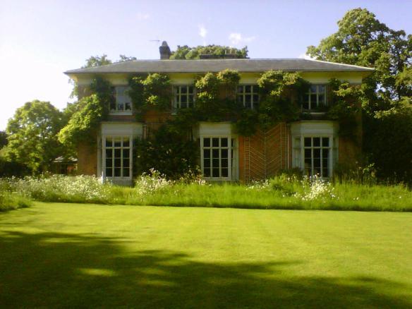 Finella, a house in Cambridge