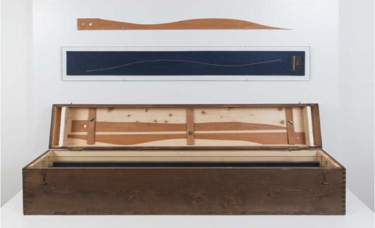 Marcel Duchamp's '3 Standard Stoppages' (1913)