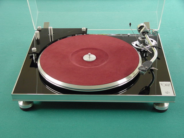 Michael Focus One turntable